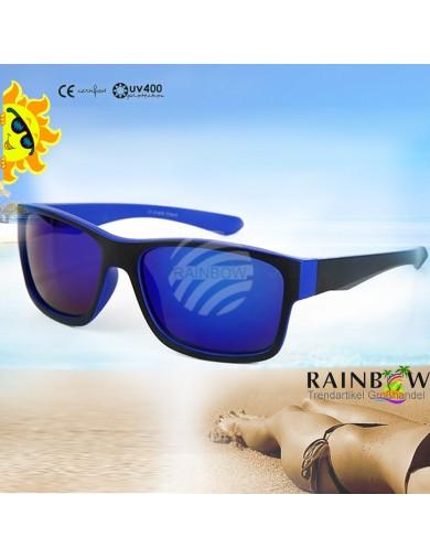 Gafas de Sol Wayfarer AZUL. Caja de Regalo. Sunglasses VIPER UV400