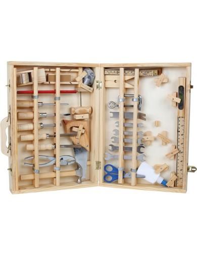 """Caja de herramientas """"Deluxe"""". Toolbox LEGLER 2241 Otros Juguetes"""