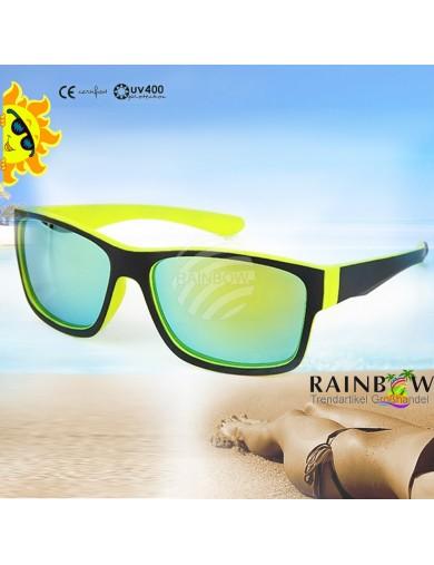Gafas de Sol Wayfarer AMARILLO. Caja de Regalo. Sunglasses VIPER UV400