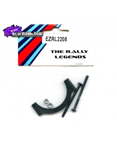 Sujeción del Motor EZRL2208 The Rally Legends RC, Motor Plate Holder EZRL2208 Recambios The Rally Legends RC