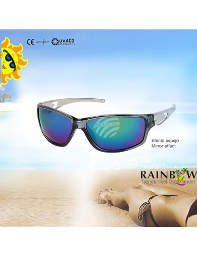 Gafas de Sol VIPER Aviador con Funda. Sunglasses UV400, tipo A
