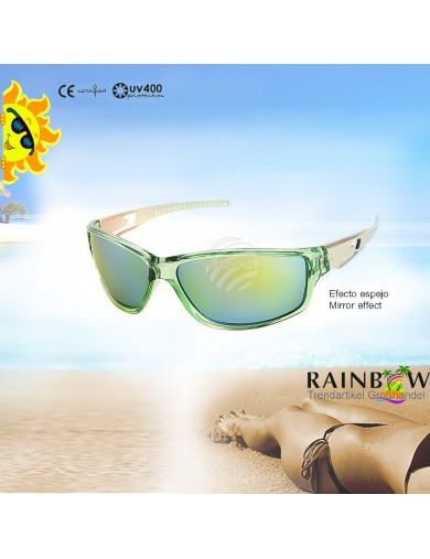 Gafas de Sol VIPER Aviador con Funda. Sunglasses UV400, tipo D