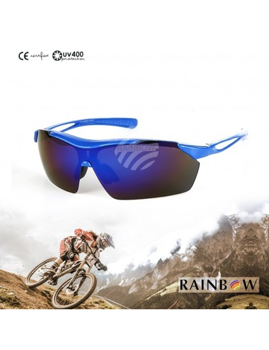 Gafas Deportivas con Funda. Sport Glasses Viper, Running Cycling VS-312B