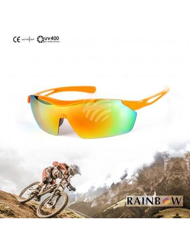 Gafas Deportivas con funda. Sport Glasses Viper, Running Cycling VS-312D
