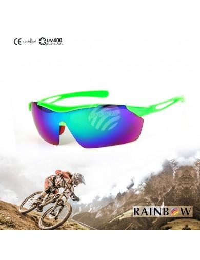 Gafas Deportivas con Funda. Sport Glasses Viper, Running Cycling VS-312E