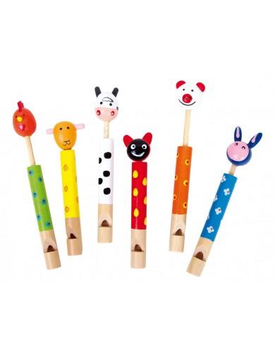 Set de 6 divertidas Flautas...