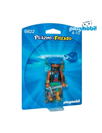 Pirata Playmobil Playmo-Friends 6822 PM6822 Playmobil