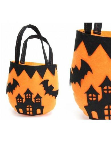Bolsa para caramelos Halloween. Truco o Trato. trick or treat, candy loot bagsAccesorios Disfraces y Maquillajes