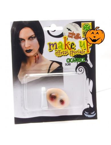 Cicatriz Mordedura de Vampiro. Halloween, Carnaval. Vampire Bite ScarAccesorios Disfraces y Maquillajes