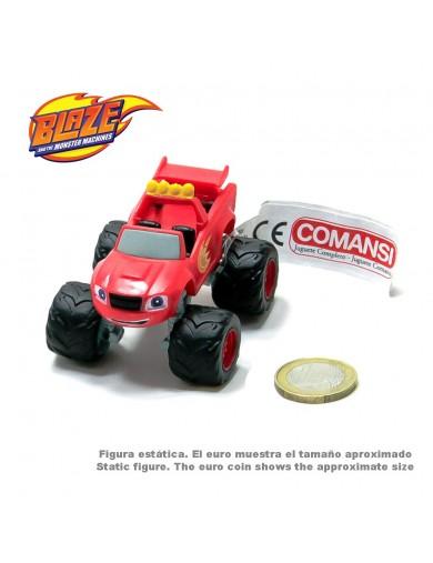 Figura Estatica Blaze y los Monster Machines. Figures Toy Cake Toppers 96219 Decoración Fiestas
