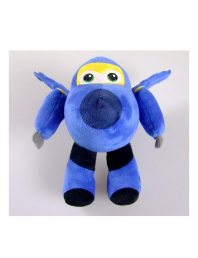 Super Wings Jerome Peluche 18cm. Soft Plush Toy Superwings SW01JE Muñecos y Peluches