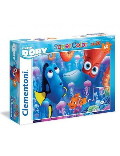 Puzzle Buscando a Dory Disney, 60 Piezas MAXI 265824 Puzzles y Rompecabezas