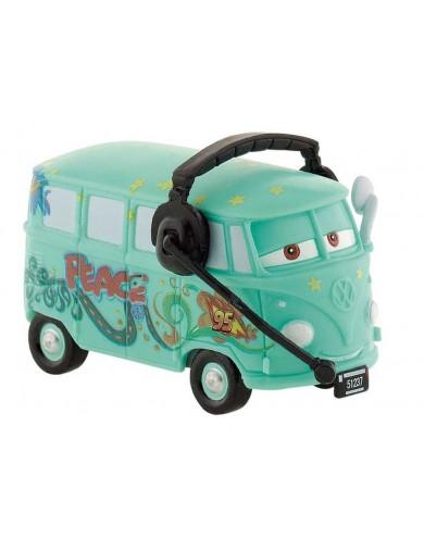 Figura Estática Filmore Cars Disney. Figures Toy Cake Toppers 127919 Decoración Fiestas