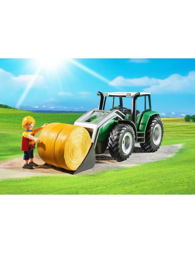 Tractor con Trailer Playmobil Country 6130 PM6130 Playmobil