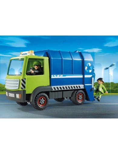 Camion de Reciclaje Playmobil 6110 PM6110 Playmobil