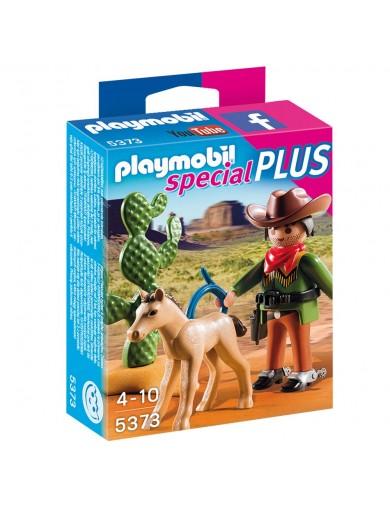 Vaquero con Potro Playmobil 5373 PM5373 Playmobil