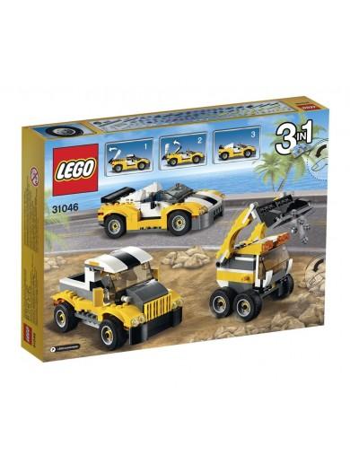 Deportivo Amarillo 3 en 1. LEGO CREATOR 31046 LEGO 31046 LEGO