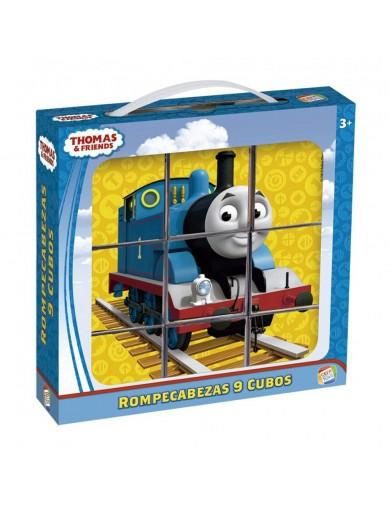 Puzzle Cubos Thomas y sus Amigos 88241 Puzzles y Rompecabezas