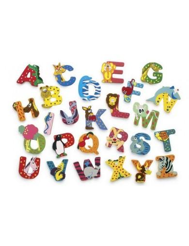 Letras de Madera con animales, Nombre Personalizado Niño, Niña, Bebe, Wooden kid Name LEG LETRAS Letras Madera y Tren de Letras