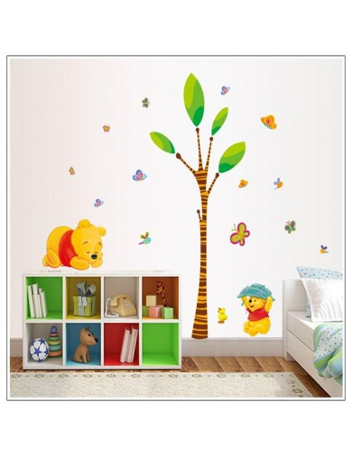 Vinilos Decorativos Winnie the Pooh. Wall Stickers Vinyl Decal ZYPA-2006-NN3 Vinilos Decorativos, Stickers