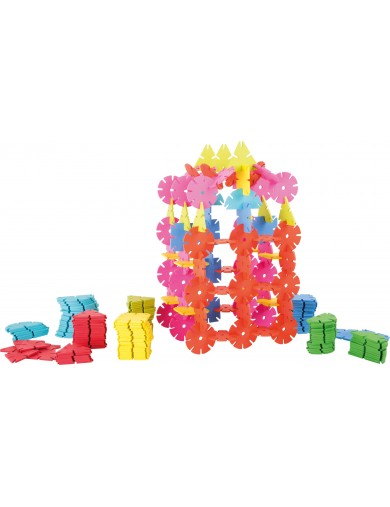 Juego Construcción Infantil de Madera, Figuras Geométricas LEG 10344 Juegos y Juguetes de Habilidad