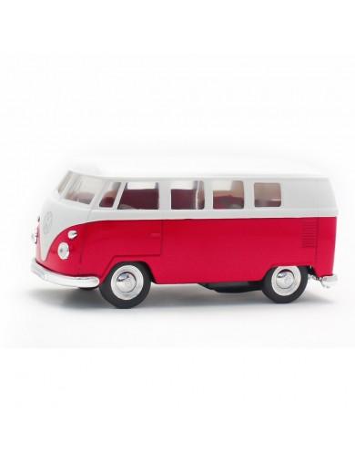 Volkswagen VW Type 2, Transporter T1, Miniatura Metal a Escala 1/38 LEG 6644d