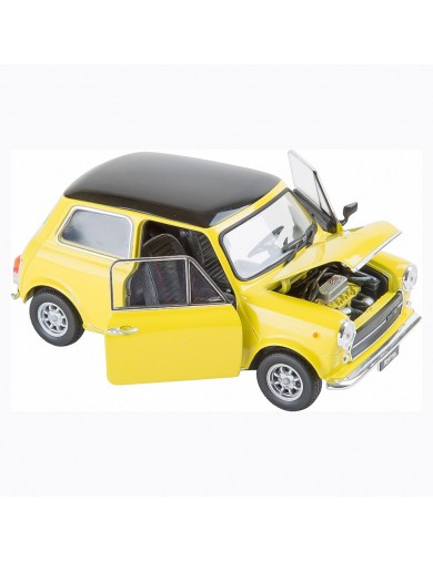 Mini Cooper 1300, Miniatura Metal a Escala 1/24 LEG 8595