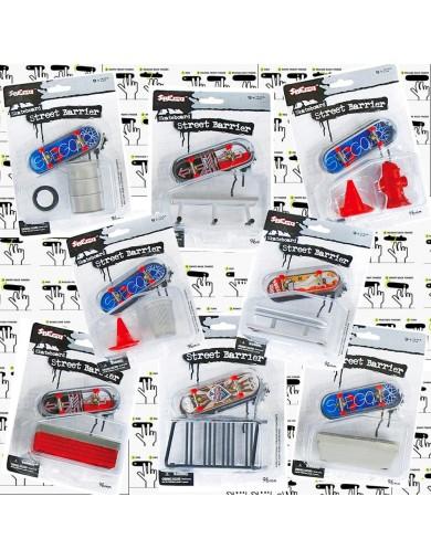 Skate para Dedos (FingerSkate) con Obstáculos (SURTIDO) LEG8355 Otros Juguetes