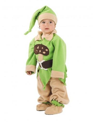 Disfraz de Enanito bebe Para Bebés de 1 año. Halloween, Carnaval. Dwarf Costume for BabiesDisfraces Infantiles