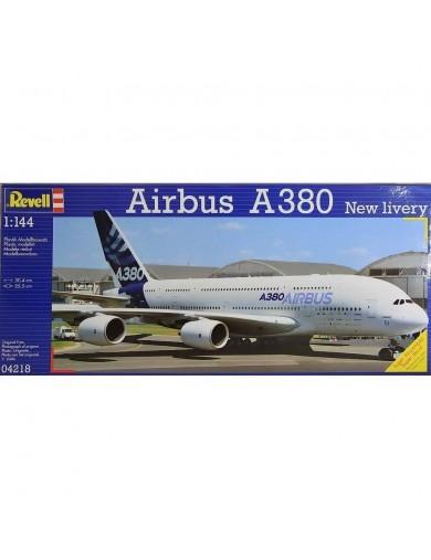 Maqueta Avión Airbus A380 1/144, Scale Model Revell 04218 Revell 04218 Maquetas Aviones de Guerra