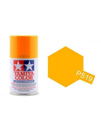 Pintura Policarbonato / Lexan PS-19 Color AMARILLO CAMEL, para Carrocerías R/C (TAMIYA 86019) TAMIYA 86019 Pinturas Carroceri...