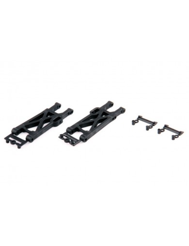 Trapecios traseros inferiores S10 Twister BX (LRP 124007) LRP 124007 Recambios LRP S10 TWISTER BUGGY