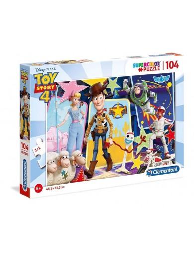 Puzzle 104 piezas Toy Story 4. Puzzles clementoni 271290 Puzzles y Rompecabezas