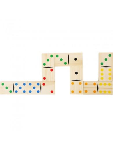 Domino infantil gigante de madera. Juguetes de madera educativos. Juguetes didacticos para niños LEG 10466 Juegos y Juguetes ...