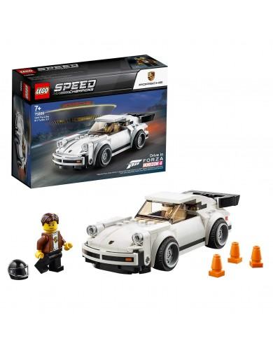 LEGO Speed Champions 75895. Porsche 911 Turbo 3.0 V29 1974. Coches LEGO LEGO 75895 LEGO