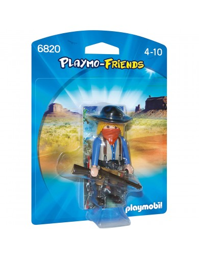 Playmobil Bandido. Playmo-Friends 6822 PM6820 Playmobil