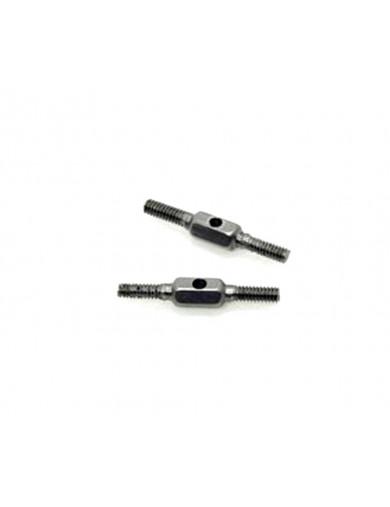 Tirantes Turnbuckle en Titanio 2mmx18mm (ATOMIC TI-002) ATOMIC TI-002 Circlips (E-ring)