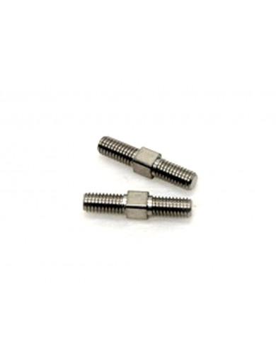 Tirantes Turnbuckle en Titanio 3mmx15mm (ATOMIC TI-005) ATOMIC TI-005 Circlips (E-ring)