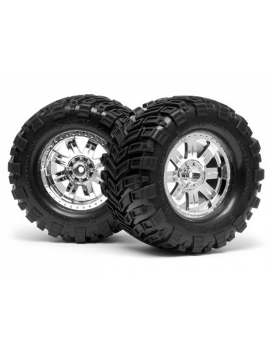 Ruedas HPI SAVAGE Super Mudders 168x88mm (HPI 4726) HPI 4726