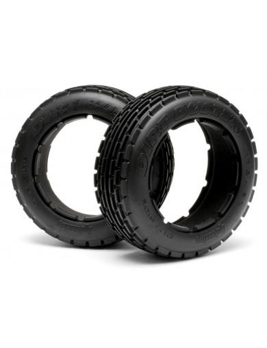 Neumáticos Delanteros Dirt Buster RIB M Compound 170x60mm BAJA 5B (2uds) (HPI 4831) HPI 4831 Recambios HPI BAJA