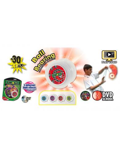 Yo-Yo Acrobático con Luces Led (EOLO FX017) EOLO FX017 Juegos al Aire Libre