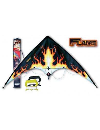 Cometa Acrobática dos Hilos Flame (EOLO SP840) EOLO SP840 Juegos al Aire Libre