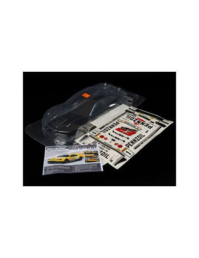 Carrocería Nissan Skyline R34 GT-R GT 1/10 200mm Sin Pintar (HPI 7467) HPI 7467 Carrocerias RC