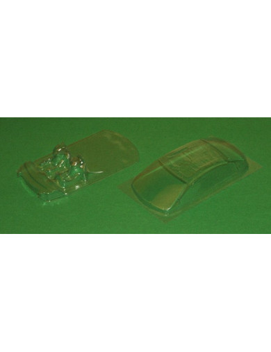 Interior Ligero Subaru Impreza para coches Slot 1/32 (AVANT SLOT 20912) AVANT SLOT 20912