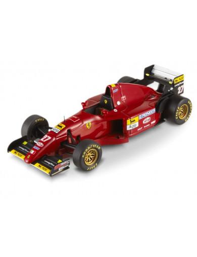 Ferrari F1 412 T295 (Jean Alesi). Coche Escala 1/43 (HOTWHEELS P9946). Auto Diecast HOTWHEELS P9946