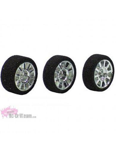 Neumáticos Delanteros Mini-Z Blandos (4 Unidades) GRP GLX12A GRP GLX12A