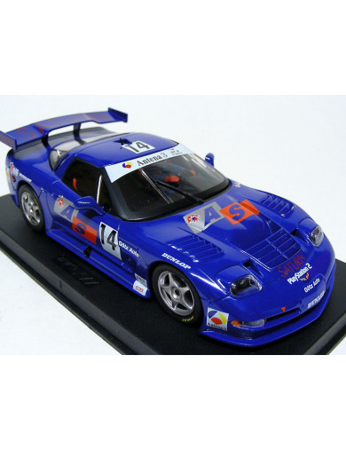 Corvette C5R GT 2002, Coche de Slot (FLY CAR MODEL A128). Slot car FLY CAR MODEL A128