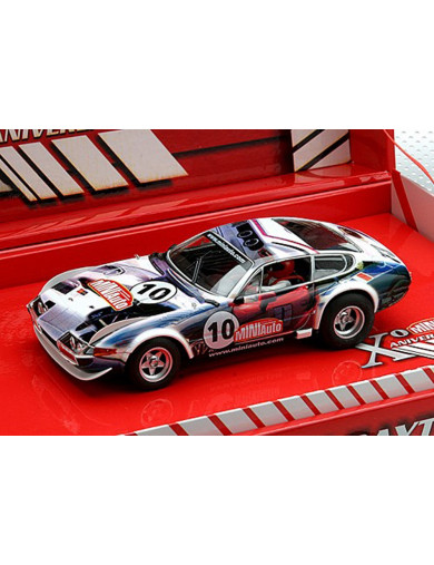 Ferrari 365 GTB 4 Daytona MINIAUTO, Coche de Slot (FLY CAR MODEL 960459). Slot car FLY CAR MODEL 960459