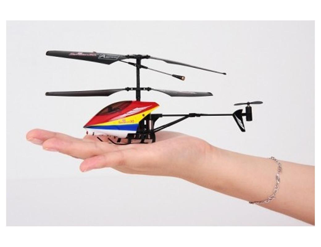 Helicóptero RC de Combate, Mini Battlecopter Giroscópico 530TRI Drones, Aviones, Helicópteros RC