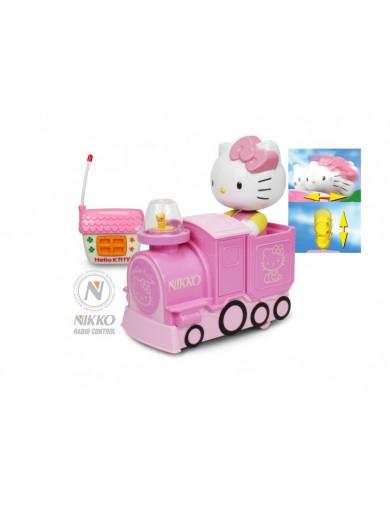 Tren RC Hello KITTY, especial para niños pequeños (NIKKO) NIKKO180028A Otros Juguetes